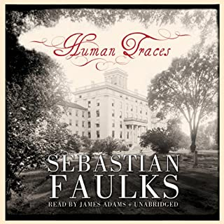 Human Traces audiobook cover art