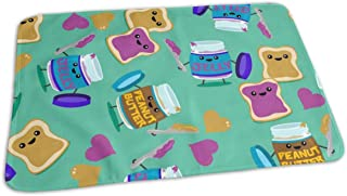 jelly baby changing mat