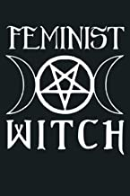 Feminist WITCH Pentagram Wicca Coven Occult Premium: Notebook Planner - 6x9 inch Daily Planner Journal, To Do List Noteboo...