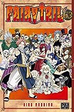 Fairy Tail T63 de Hiro Mashima