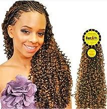 Rastafri Dream Romance Curl Braiding Hair (4 - Medium Brown)