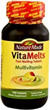 VitaMelts, Multivitamin, Tropical Fruit, 100 Tablets
