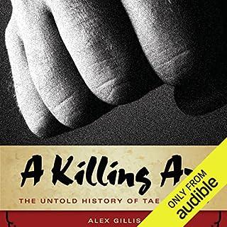 A Killing Art audiobook cover art