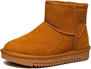 BalaMasa Womens ABS13894 Leather Boots