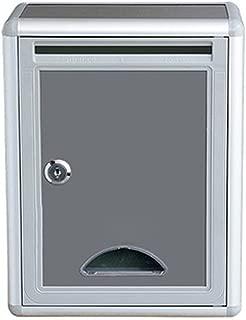 Fasmov Drop Box,Inter-Office Mailbox, 4 x 8.2X 11 Inches