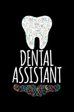 Dental Assistant: Blank Paper Sketch Book - Artist Sketch Pad Journal for Sketching, Doodling, Drawing, Painting or Writing