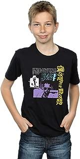 Elton John Boys Japanese Single T-Shirt