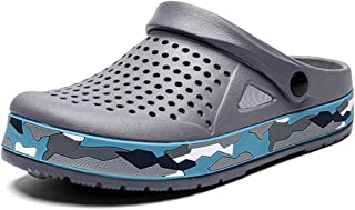 [Maxome] サンダル メンズ スリッパ 水陸両用 クロッグサンダル ビーチサンダル 超軽量 サンダル ベランダ 室内履き ルームシューズ サボサンダル 速乾 スポーツサンダル 25.0cm-27.5cm