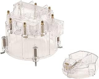 Mr. Gasket 1263C Transparent Distributor Cap Clear