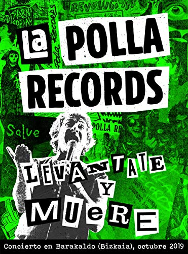 Levantate y Muere 2Cd+Dvd La Polla Records