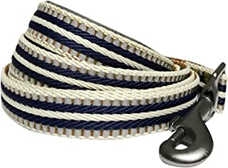 Blueberry Pet 15 Colors Safe & Comfy 3M Reflective Multi-Colored Stripe Collection - Collars, Harnesses, Leashes, Seatbelts for Dogs, Matching Lanyards for Pet Lovers
