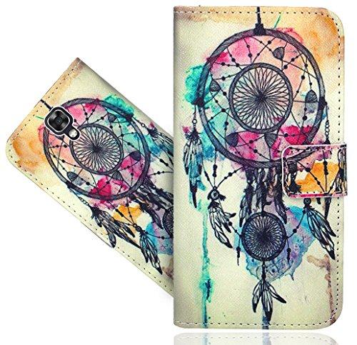 LG X Screen Handy Tasche, FoneExpert® Wallet Hülle Flip Cover Hüllen Etui Hülle Ledertasche Lederhülle Schutzhülle Für LG X Screen