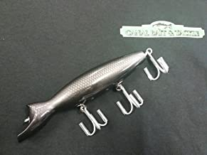Stan Gibbs Lures Casting Swimmer Black Scale 7