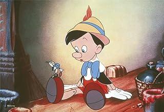 70ピース ジグソーパズル プリズムアートプチ ディズニー ピノキオ (10x14.7cm)
