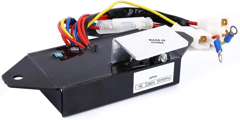 Okuyonic Flame Retardant Automatic Voltage Regulator High Performance Reliable Generator AVR 380V 50/60Hz for Generator J310 J313