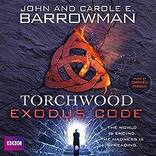 Torchwood: The Exodus Code cover art