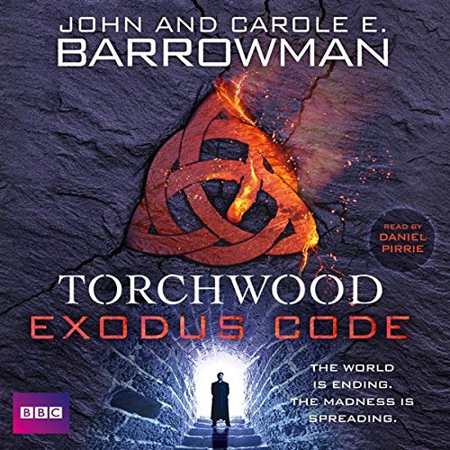 Torchwood: The Exodus Code audiobook cover art