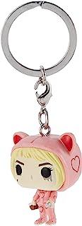 Funko Pocket Pop! Keychain: Birds of Prey - Harley Quinn Broken Hearted 3 (Exc), Action Figure - 44382