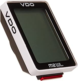 VDO M2 Wireless Extra Durable LARGE digits on the display multiple functions Automatic start-stop Bike Cycling Computers