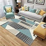 Kunsen alfombras Lavables cojín meditación Alfombra de...