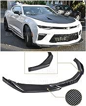 For 2016-2018 Chevrolet Camaro SS | ZL1 Style Front Bumper Lower Lip Splitter (Carbon Fiber)