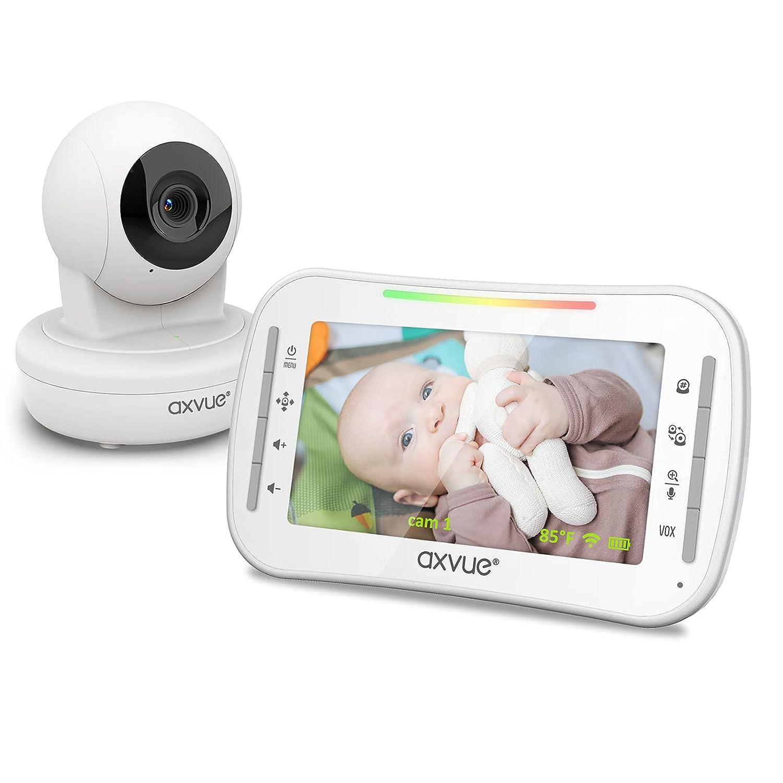 AXVUE Video Baby Monitor E9650WAV1