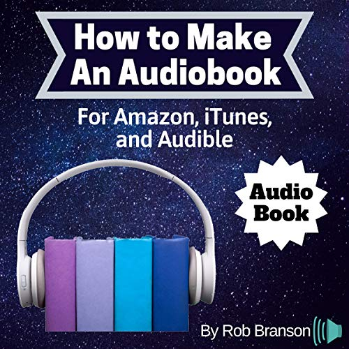 『How to Make an Audiobook』のカバーアート