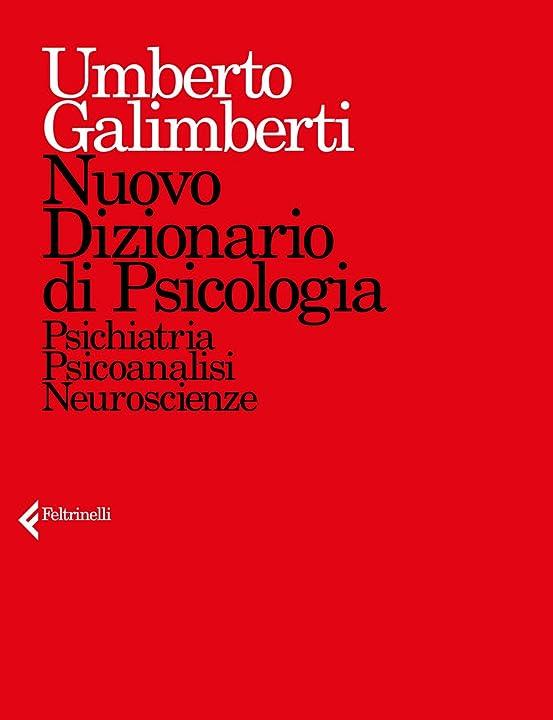 Nuovo dizionario di psicologia. psichiatria, psicoanalisi, neuroscienze (italiano) copertina rigida 978-8807421532
