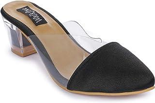 Walkfree Women's Casualwear Block Heel