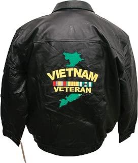 vietnam veteran leather jacket