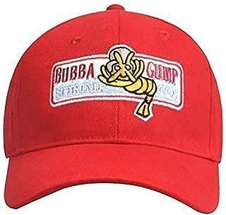 Yancos Bubba Gump Shrimp Hat Embroidered Forrest Gump Baseball Cap
