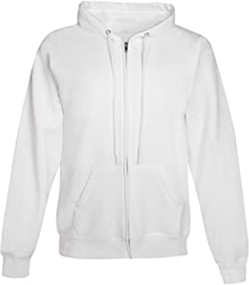 7.8 oz. ComfortBlend 50/50 Full-Zip Hood