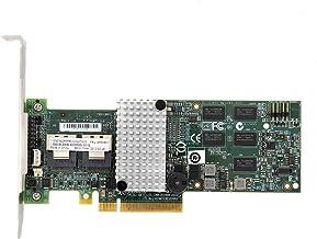 Tosuny para LSI 9260-8i/IBM M5015 46M0851 Tarjeta de Matriz SATA/SAS PCIe x8 6Gbps 【S】, IBM M5015 Megaraid 9260-8i Controlador SATA/SAS Raid 6G PCIe x8 para LSI 46M0851