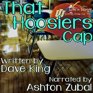 That Hoosiers Cap audiobook cover art