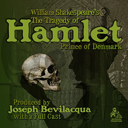 The Tragedy of Hamlet, Prince of Denmark (Adaptation) cover art