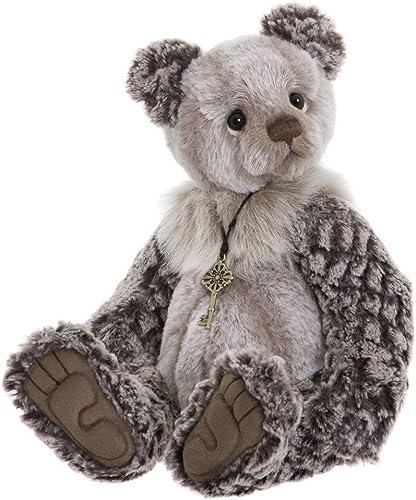 orden en línea Charlie Bear Julian Felpa Oso de Peluche 30cm 30cm 30cm (12 ) DE Alto Totalmente ARTICULADO  ahorra hasta un 50%