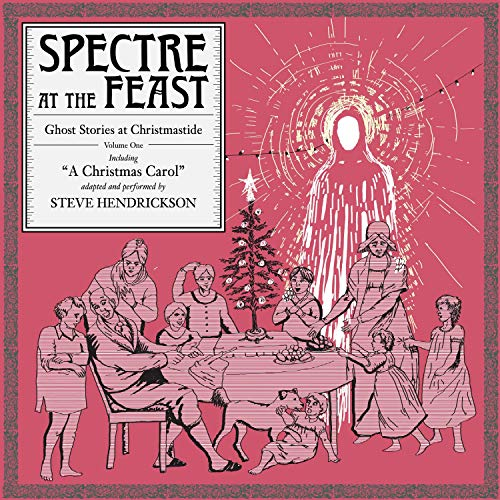 Spectre at the Feast Audiobook By Steve Hendrickson - adaptation cover art