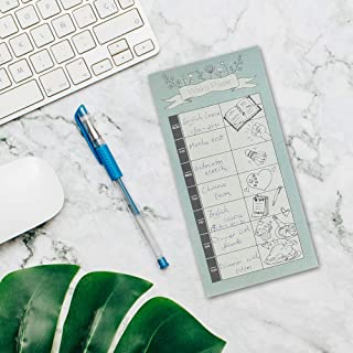 Eagle Small Weekly Planner, Planning Pad, from Monday to Sunday, 3.5