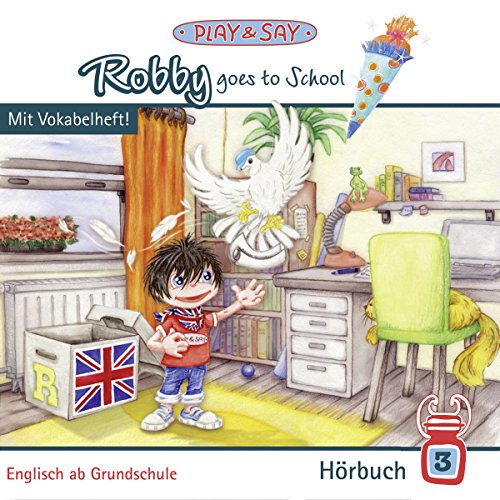 Robby goes to School Titelbild