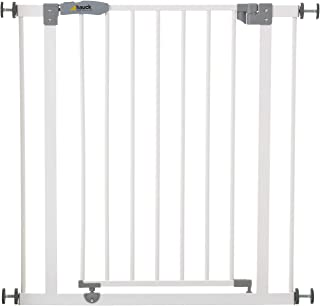 Hauck Open'n Stop Safety Gate (75 - 80 CM) - White