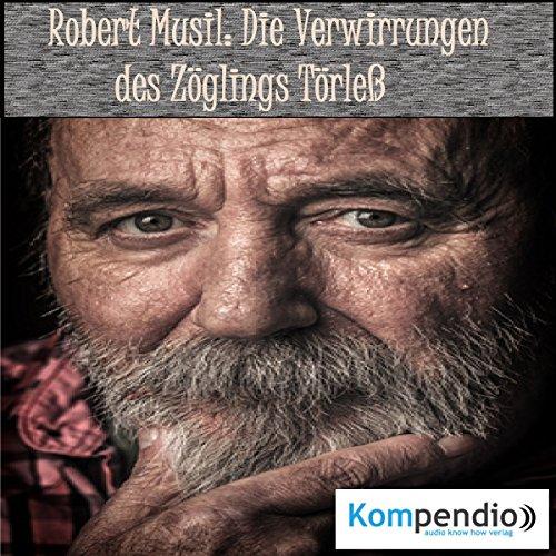 Die Verwirrungen des Zöglings Törleß von Robert Musil Titelbild