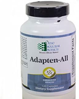 Ortho Molecular Product Adapten-All - 120 Capsules (Quantity of 1)