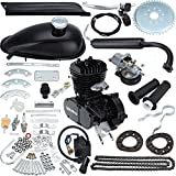"Best Bicycle Engine Kits - Iglobalbuy 26"" & 28"" Bicycle 50CC 2-Stroke Motor Review"