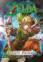 The Legend of Zelda ? Twilight Princess - Tome 4 de Nintendo
