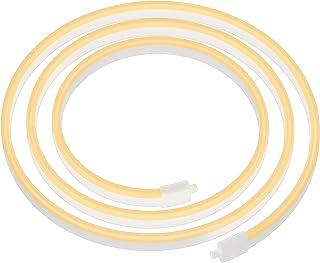 upHere LED テープライト TVバックライト テレビ PC照明 LEDストリップ 強力粘着テープ 防水 切断可能 雰囲気作り LED ネオンライト 屋内外装飾 電飾 USB接続 電球色【LS15RM】