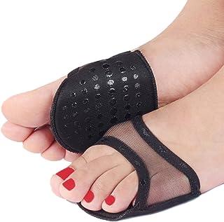 Freahap 足裏パッド 足裏サポーター 2枚組 インソール 前足パッド 足底用 衝撃吸収 痛み和らげ おしゃれ デザイン 女子ハイヒール 柔らかい