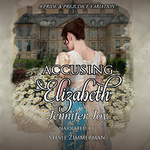 Accusing Elizabeth audiobook cover art