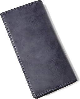 [ラファエロ] Raffaelo 一流の革職人が作る 英国王室が愛する 表裏フルブライドルレザー メンズ二つ折り長財布