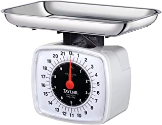 Taylor Precision Products Kitchen Scale (22-Pound/10-Kilogram)