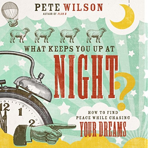 What Keeps You up at Night? cover art
